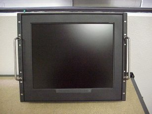 "19"" Console Mount Display RB-2027"